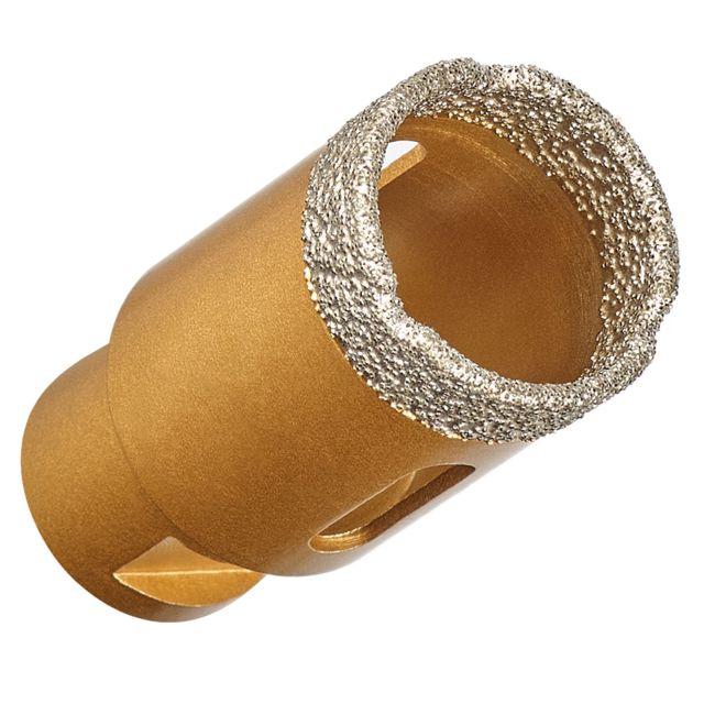 GraniFix /Ø 45 mm Tr/épan diamant/é M14 couronne /à sec et /à eau scie cloche