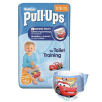 Huggies - Pull-Ups Boy Taille 4 8-15kg x16 couches