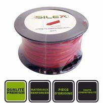 Silex - Bobine de fil 80m 3.0mm ø ® pour débroussailleuse