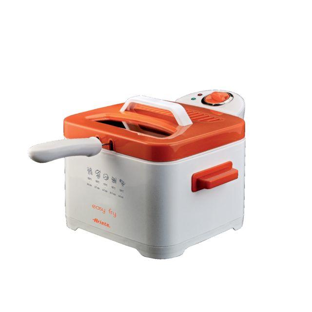 ARIETE Friteuse Orange 4611