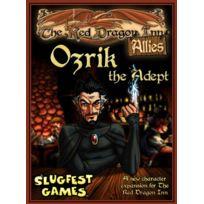 Slugfest Games - Jeux de société - Sfg017 The Red Dragon Inn Allies: Ozrik The Adept