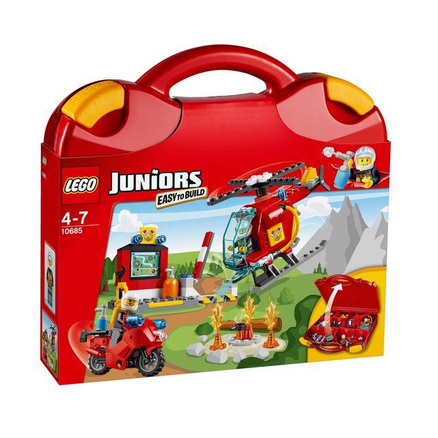 Juniors Pompiers La Valise La Juniors 10685 EDH29YWI