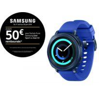 Samsung - Gear Sport Bleu nuit