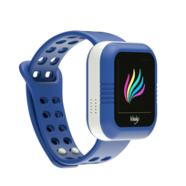 KIWIP - Montre connectée enfant - Bleu