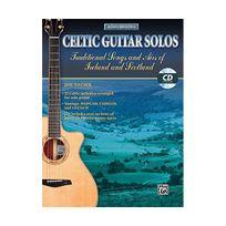 Alfred Pakketbrievenbussen - Celtic Guitar Solos - Guitare - Acoustic Masterclass - Alfred Publishing