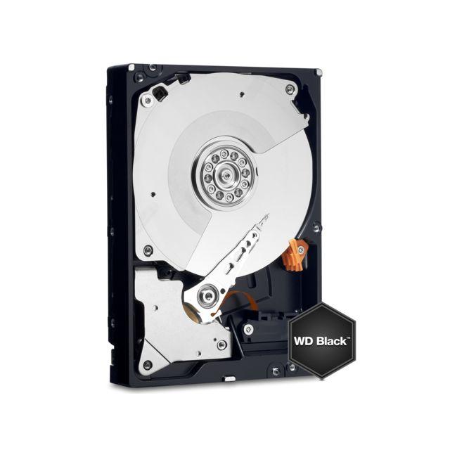 WESTERN DIGITAL WD Black 500 Go Équipez votre PC de ce disque dur WD Black et tirez profit des innovations technologiques signées Western Digital, qui vous permettront d'atteindre des niveaux de performance exceptionnels de manière à donner une nouvelle d