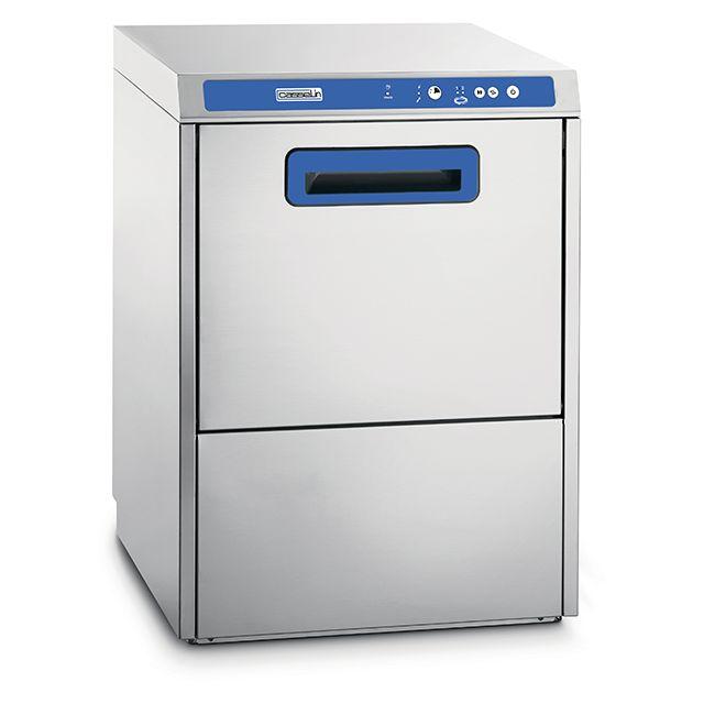 CASSELIN lave-vaisselle 500 double paroi avec pompe de vidange intégrée - clvadpv