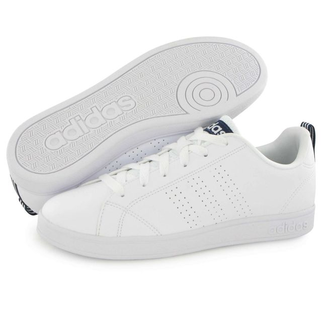 Adidas Neo - Advantage Clean blanc, baskets mode homme