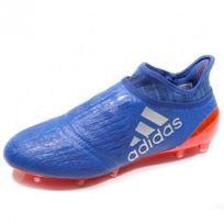 Adidas originals - Chaussures X 16+ Purechaos Fg Bleu Football Homme Adidas