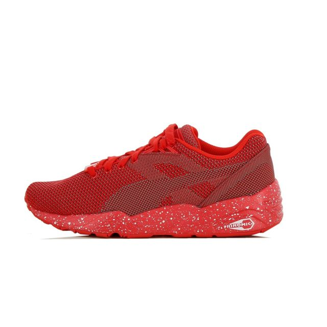 quality design 38165 74649 Puma - Basket Puma R698 Knit Speckle - 363224-03