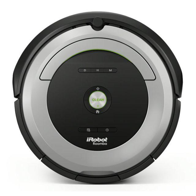IROBOT Aspirateur robot -Roomba-680