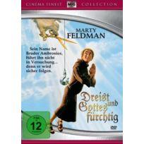 Euro Video - Dreist Und GottesfÜRCHTIG IMPORT Allemand, IMPORT Dvd - Edition simple