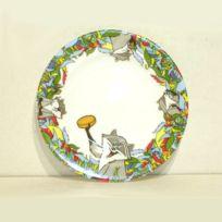 Arc - Assiette Dessert enfant opal décor Pocahontas