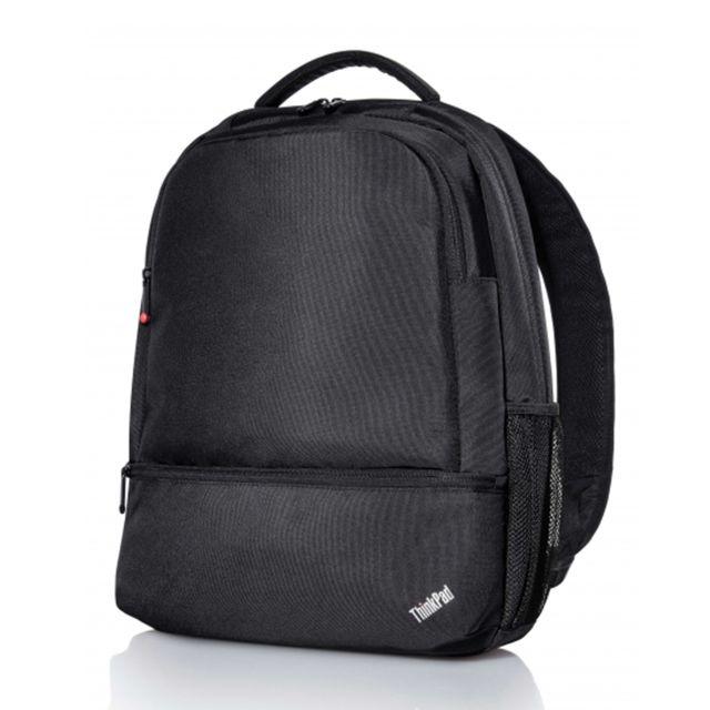 Lenovo Essential sacoche d'ordinateurs portables 39,6 cm 15.6 , Étui sac à dos Noir