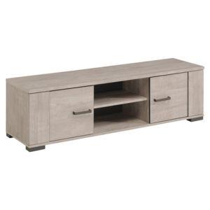Soldes last meubles meuble tv bali gris pas cher achat for Meubles carrefour soldes
