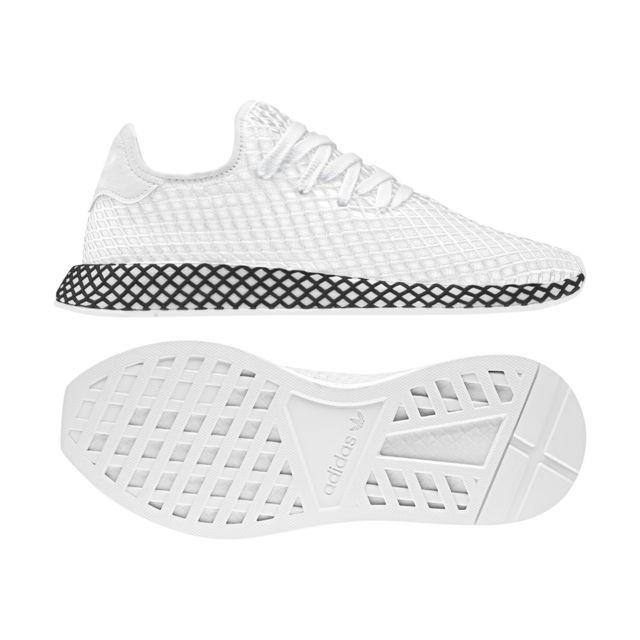 Adidas originals Basket Deerupt Runner Ref. B41767 Blanc