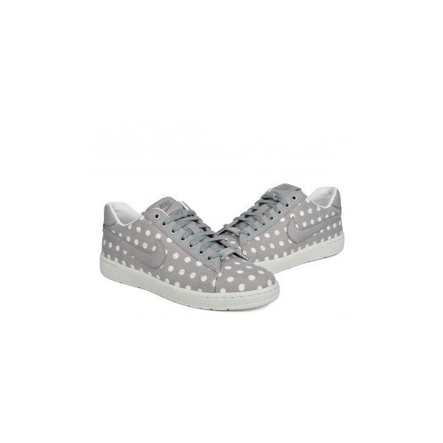 online store 1a93d f131f Nike - Tennis Classic Ultra Prm - 749647-004 - Age - Adulte, Couleur -  Gris, Genre - Femme, Taille - 37,5 - pas cher Achat   Vente Chaussures  basket - ...