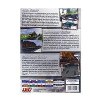 Uig - Simulator Bundel : Notarzt, Schwertransport, Rangier Sim 21 Orange import allemand