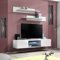 coiffeuse meuble fly achat coiffeuse meuble fly pas cher rue du commerce. Black Bedroom Furniture Sets. Home Design Ideas