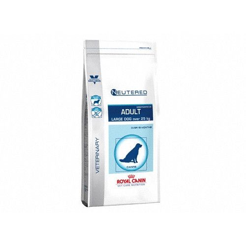 Royal Canin Croquettes Veterinary Care Neutered Adulte Large Dog pour chien Sac 1,5 kg DLUO 6 mois