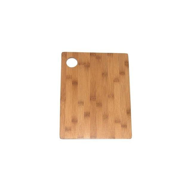 Selection Brico-travo Planche à découper en bambou vg 30 x 23,5 x 1
