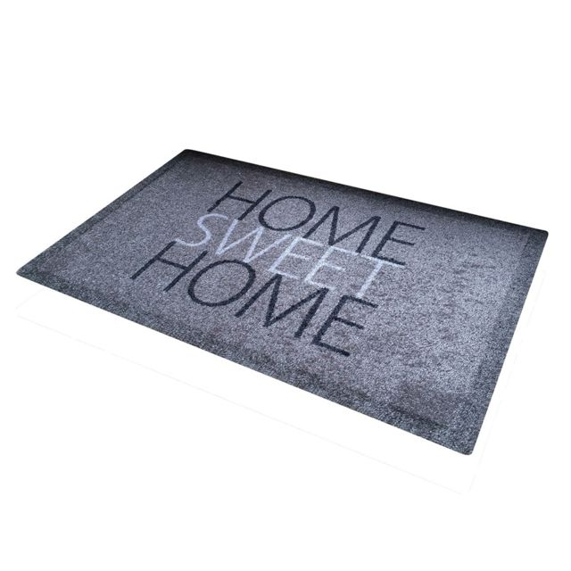casame tapis dentre home sweet home multicolore 40 60 - Tapis D Entree