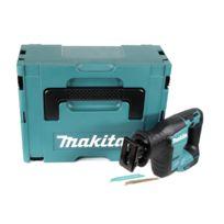 Makita djr 186/18/V Batterie Li-Ion Scie sabre r/écipro avec 4/Ah batterie et DC 18/RC Chargeur