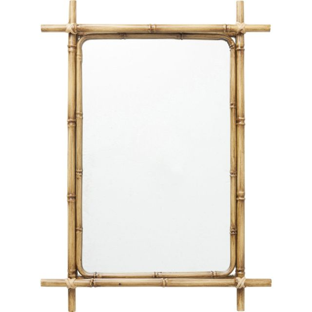 Karedesign Miroir Bamboo 75x55cm Kare Design