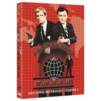 Warner Home Video - Des agents très spéciaux Les longs métrages Partie 1 Dvd
