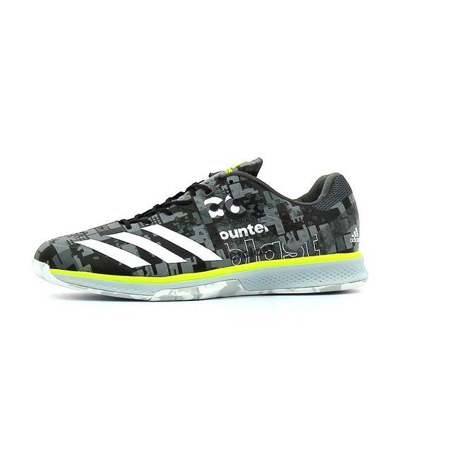 adidas counterblast 2017 jaune chaussure de handball