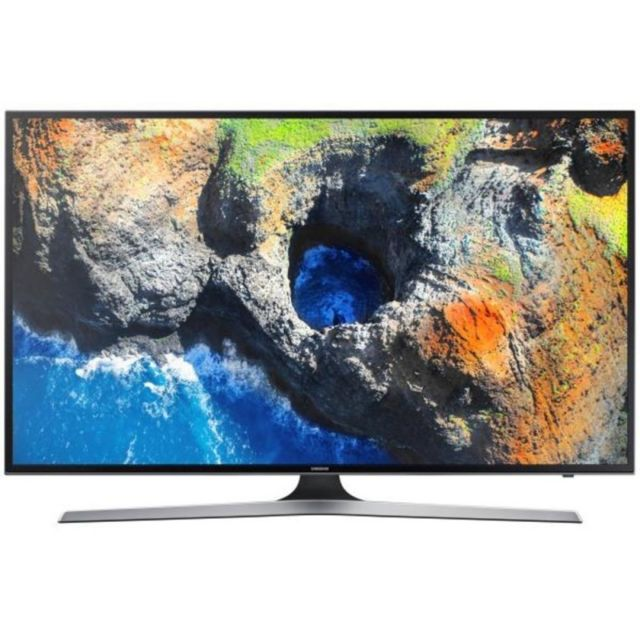 Samsung Led 138cm - Uhd 4K - Pqi 1300 - Uhd Dimming - PurColor - Hdr - Smart Tv - WiFi - Noir