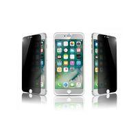 Qdos - verre trempe optiguard glass effet prive apple iphone 7 plus