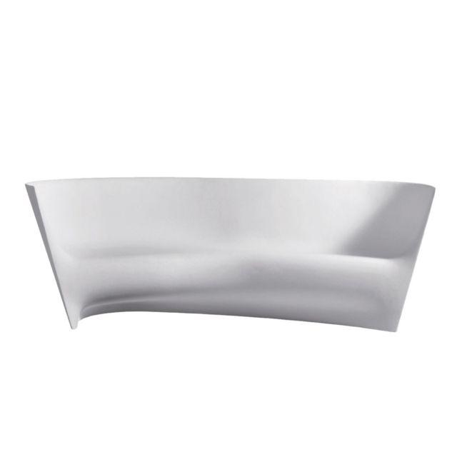 Driade Sofa d'extérieur Plie - gris clair