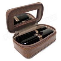 Volumica - Mignonette à bijoux cuir Marron Beaubourg
