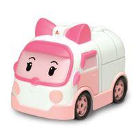 Ouaps - Vehicule intelligent Ambre et sa station de recharge - 83271