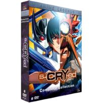 Beez Entertainment - S-cry-ed - IntÉGRALE - Vostf - Edition Anime Legends - Coffret De 6 Dvd - Edition simple