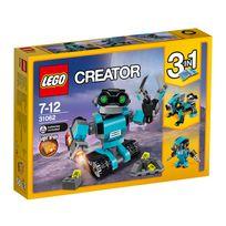 Lego - Creator - Le robot explorateur - 31062