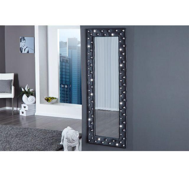 CHLOE DESIGN Miroir design Stariss - argent
