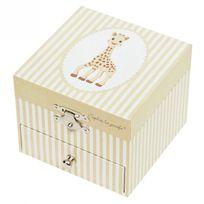 Trousselier - Coffret musique cube Sophie la girafe