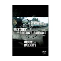 Green - History of Britain's Railways - Vol. 1: Cradle of Railways Import anglais