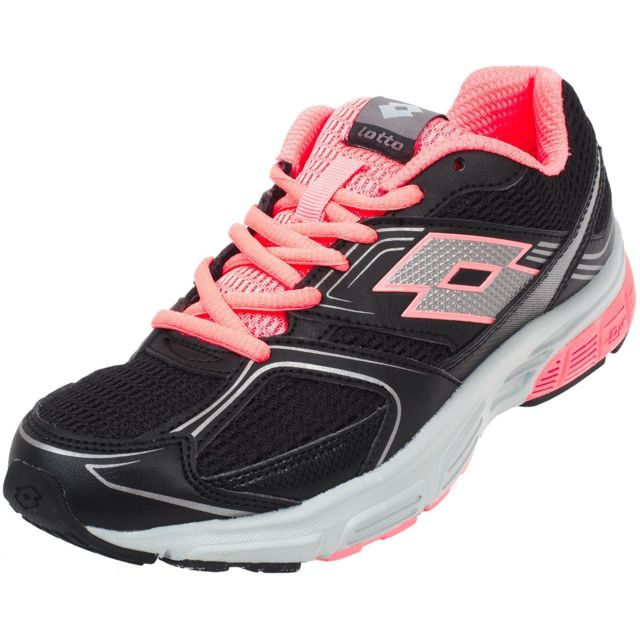33853 nrrose Noir Chaussures w Zenith pas running Lotto PkOXZui