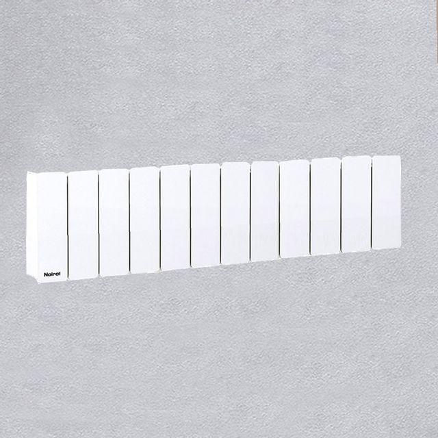 noirot radiateur bellagio smart ecocontrol 1500w plinthe pas cher achat vente radiateur. Black Bedroom Furniture Sets. Home Design Ideas