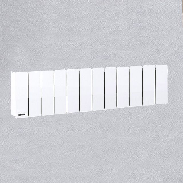 noirot radiateur bellagio smart ecocontrol 1000w. Black Bedroom Furniture Sets. Home Design Ideas