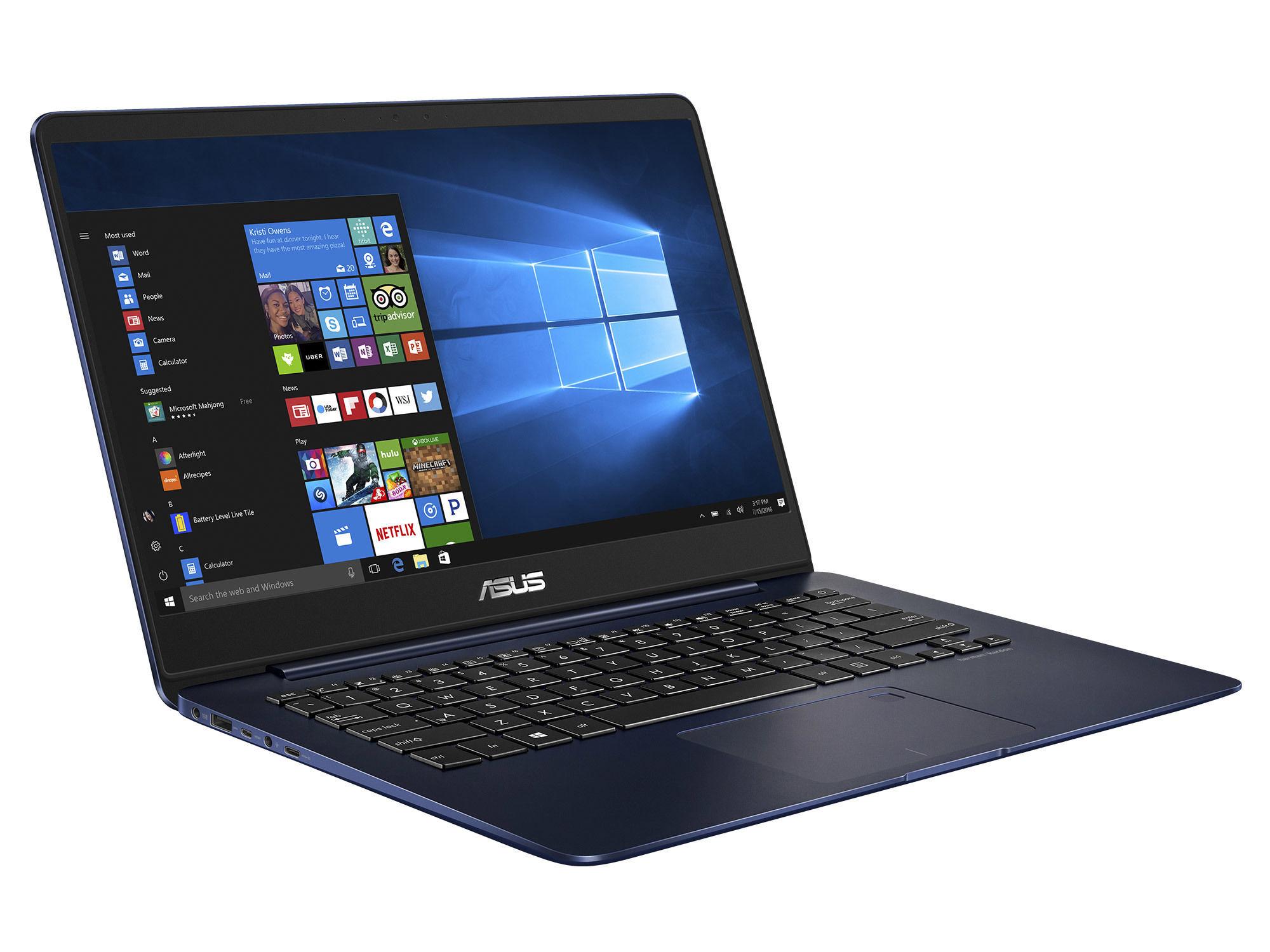 ZenBook Plus - UX430 - Bleu métal