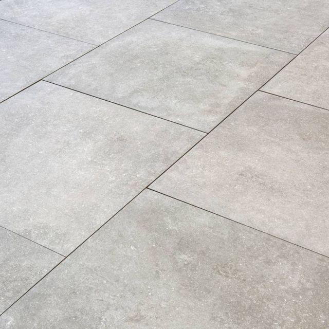 Carrelage Exterieur Spécial Plots Terrasse 80 X 80 Cm Gris Moon 1 Dalle 80x80 0 64m