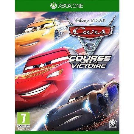 WARNER BROS Cars 3 : course vers la victoire - Xbox One Cars 3 : course vers la victoire