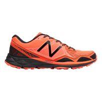 New Balance - Chaussures 910 v3 Trail orange gris foncé