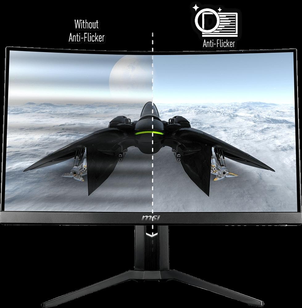27'' LED Optix MAG272CQR