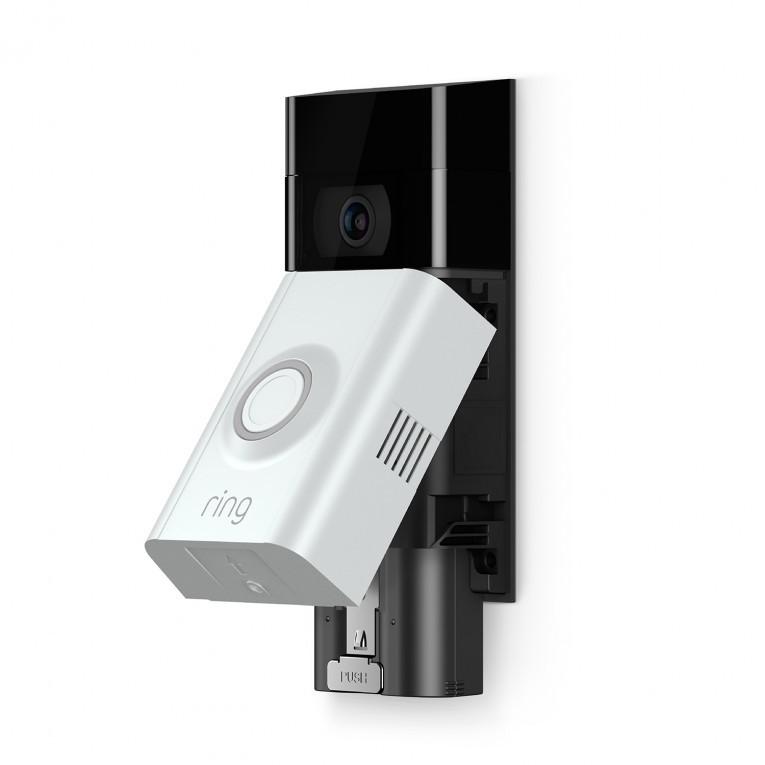 Doorbell V2 - Noir/Blanc