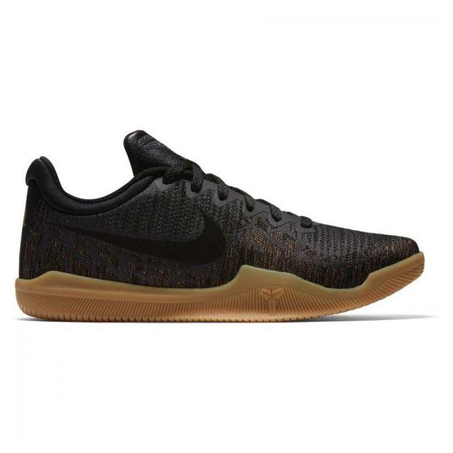 Nike Chaussure de BasketBall Kobe Mamba Rage Premium Noir